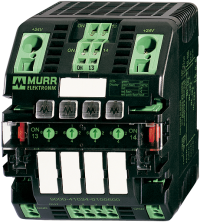 9000-41034-0401000 MICO electronic circuit protection, 4 CHANNELS // IN: 24 V DC OUT: 24 V DC / 4-6-8-10 A  модуль защиты Murrelektronik