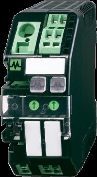 9000-41042-0100600 MICO electronic circuit protection, 2 CHANNELS // IN: 24 V DC OUT: 24 V DC / 1-2-4-6 A Murrelektronik система распределения питания